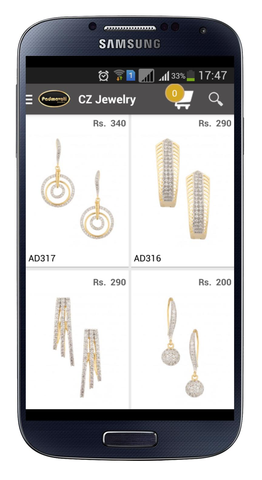 Jewellery Website And Mobile Application Development Company - What is the best invoice app for ipad online jewelry store